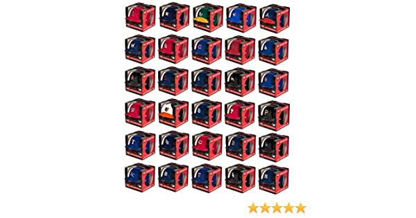 Amazon.com : All 30 MLB Rawlings Replica MLB Baseball Mini Helmets : Sports & Outdoors