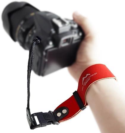 Neopren Kamera Handschlaufe Extra Breit Kamera
