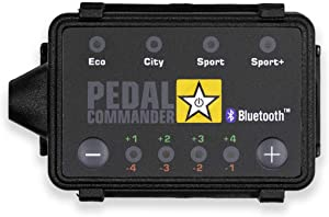 Pedal Commander Throttle Response Controller PC10 Bluetooth for Hyundai Genesis Coupe (2010-2016) Fits All Trim Levels Base, R-Spec, Ultimate, 3.8L)