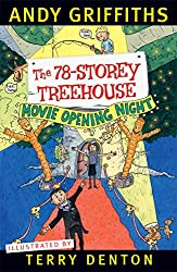 The 78-Storey Treehouse (The Treehouse Series)