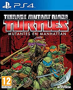 Teenage Mutant Ninja Turtles: Mutantes En Manhattan ...