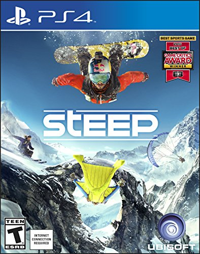 Steep - PlayStation 4 Standard Edition (Dlc Skate 3)