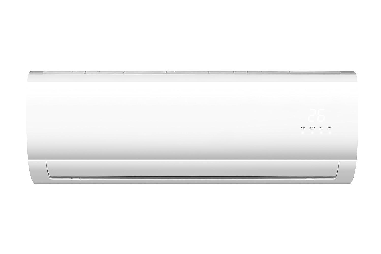 EEK Comfee MSR23-18HRDN1-QE Inverter Split-Klimager/ät mit Quick-Connector 16500 BTU inklusive W/ärmepumpe Raumgr/ö/ße bis 60 m/² A+