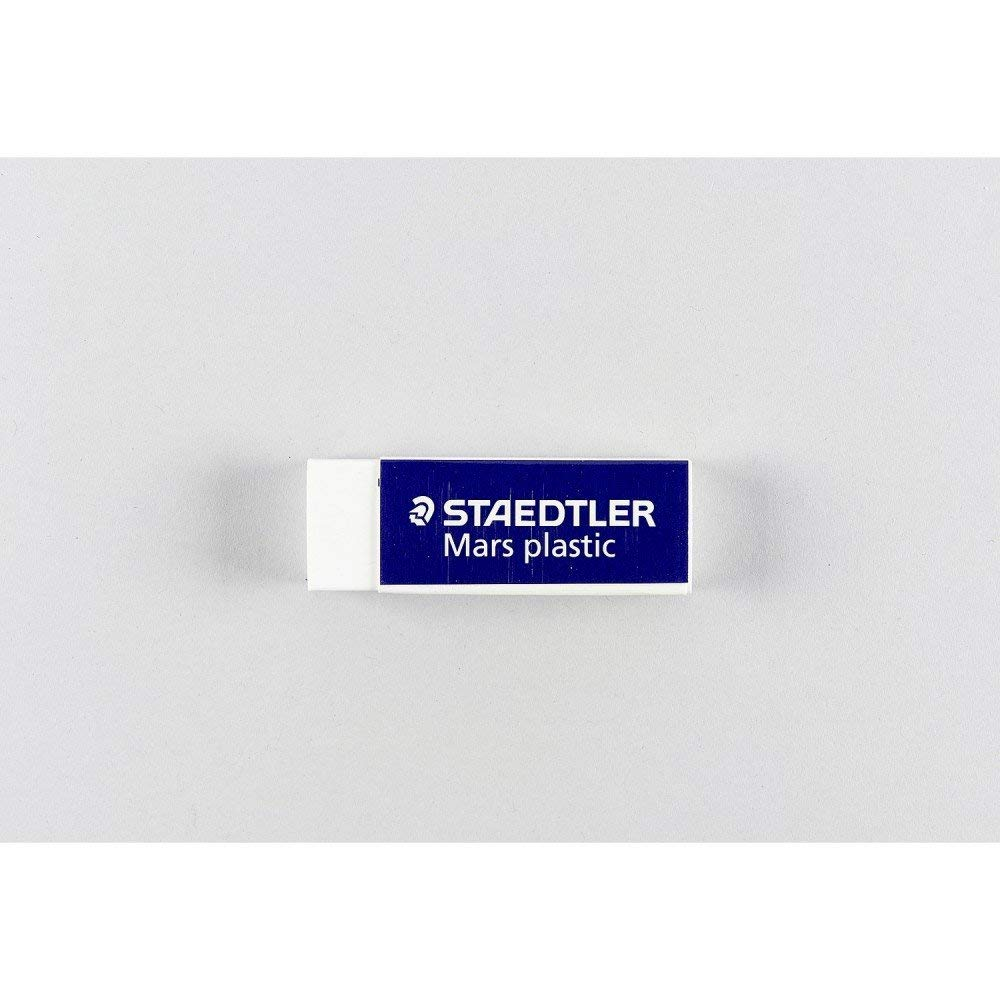 Staedtler Radierer 52650 3er Set, Mehrfarbig