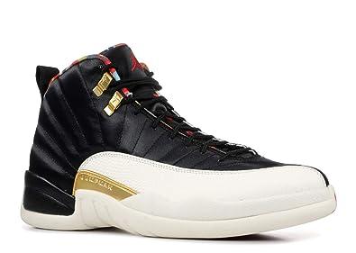 size 40 1c635 760bb Amazon.com | AIR Jordan 12 Retro CNY 'Chinese New Year ...