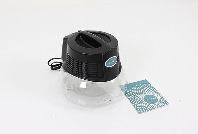 RAINBOW El purificador de Aire Negro: Amazon.es: Hogar