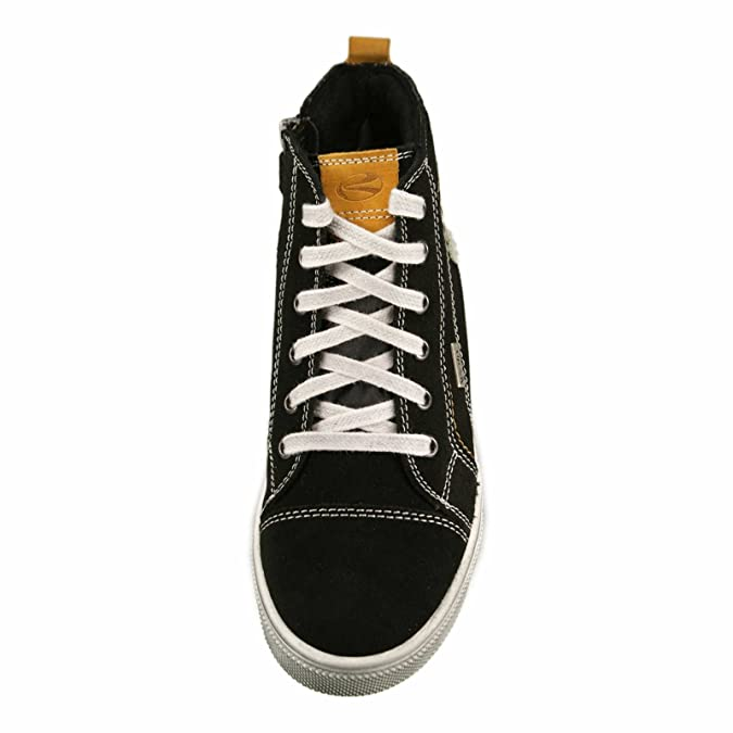 Judge 7741-421-9901 Curry-Black-White, textile, Rough-Loose-Black, Black -  schwarz/mustard, 2.5 UK: Amazon.co.uk: Shoes & Bags