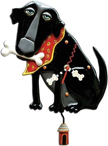 Allen Designs Parker Dog Clock