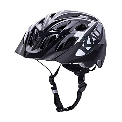 Kali Protectives Chakra Youth Helmet - Kids' Snap Gls Black/Grey, One Size : Sports & Outdoors