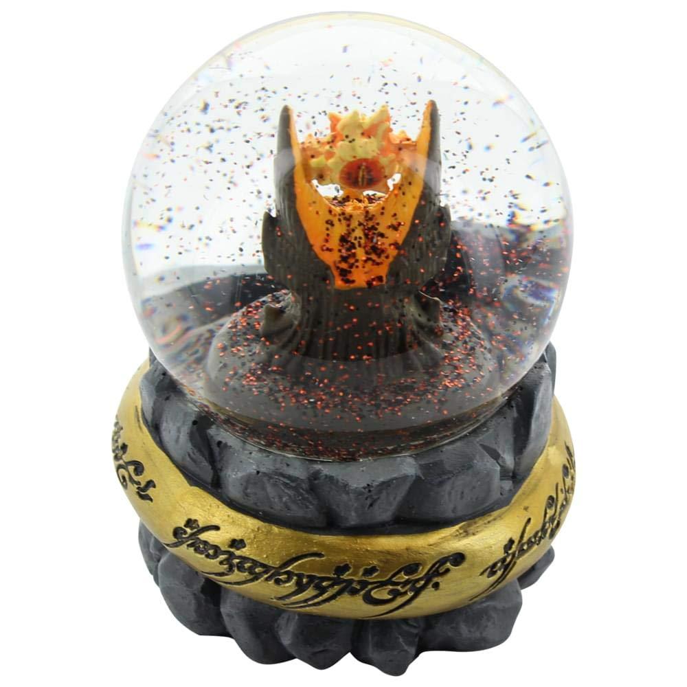 ویکالا · خرید  اصل اورجینال · خرید از آمازون · Nerd Block Lord of the Rings Eye of Sauron Snow Globe wekala · ویکالا