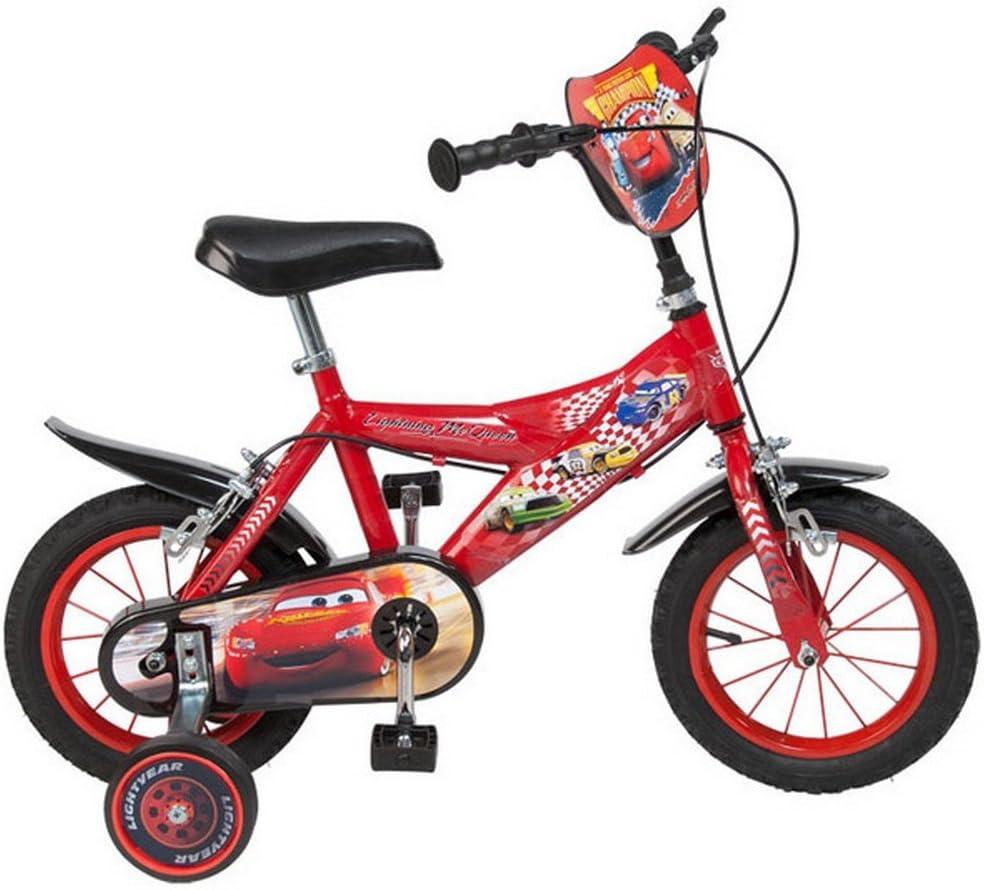 Bicicleta disney cars 12 pulgadas: Amazon.es: Deportes y aire libre