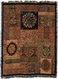 Pure Country Weavers ''Guatemala Tapestry Blanket'' Tapestry Throw