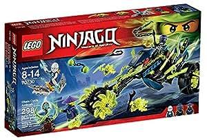 LEGO Ninjago - Juego de construcción (70730): Amazon.es