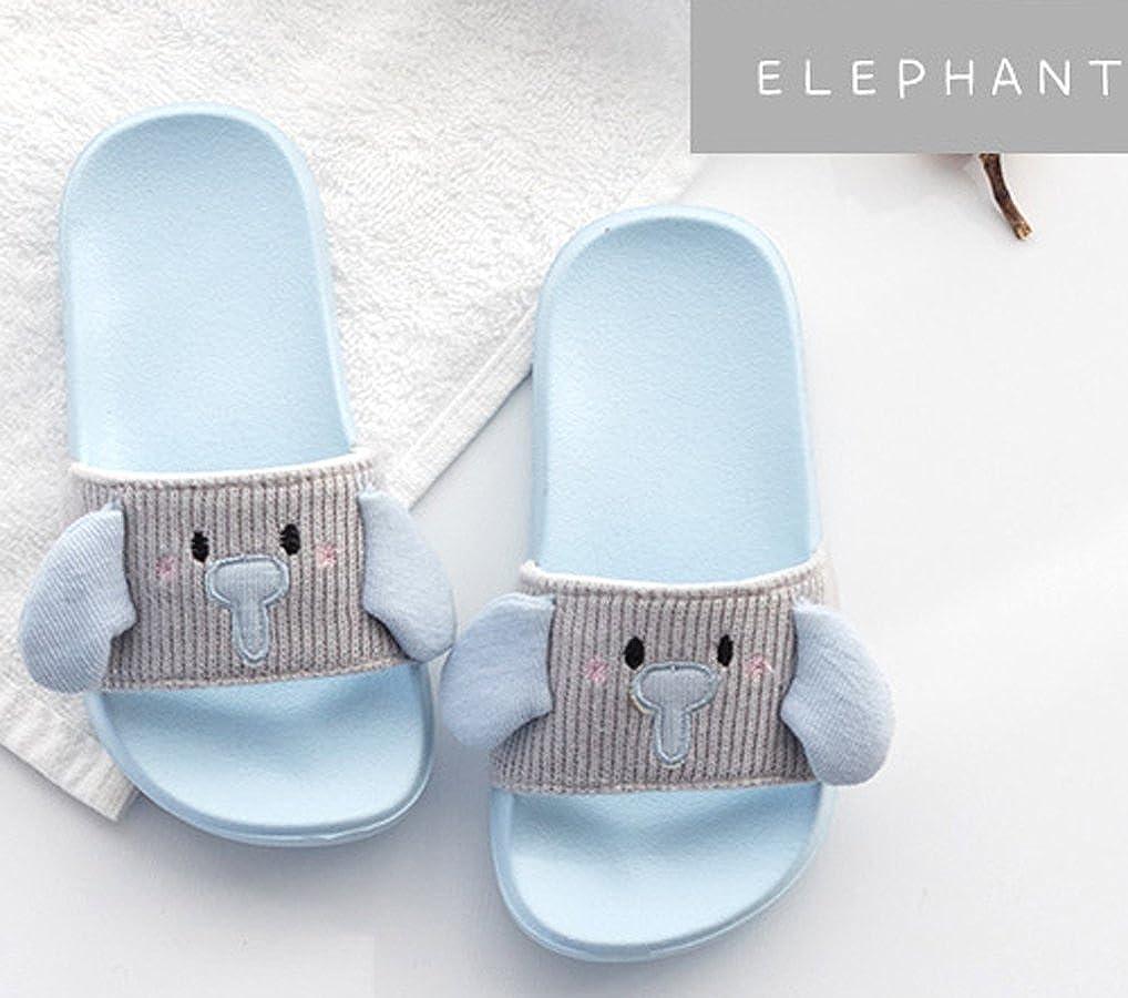 Cwait Summer Kids Cute Slippers House Indoor Slipper Open Toe