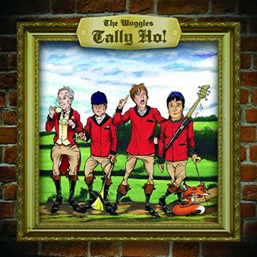 The Woggles - Tally Ho! (Lp)