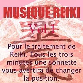 musique reiki vol 1 pour le traitement de reiki tous les trois minutes une. Black Bedroom Furniture Sets. Home Design Ideas