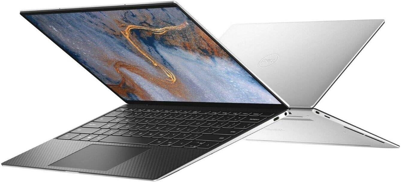 "Dell XPS 13 9300 Laptop, 13.4"" UHD+ (3840 x 2400) Touchscreen, Intel Core 10th Gen i7-1065G7, 16GB LPRAMX, 1TB SSD, Windows 10 (Renewed)"