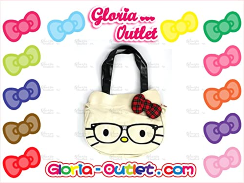 ae74d0de1db7 Image Unavailable. Image not available for. Color  Hello Kitty Nerd Face Bag