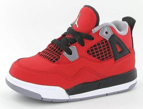 f6fca9bb7f9465 Nike Air Jordan 4 Retro Toro Toddler 308500 603 fire red