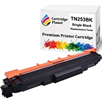 Cartridge Planet Black Compatible Toner Cartridge for Brother TN-253BK TN253BK (2,500 Pages) for DCPL3510CDW HLL3230CDW…