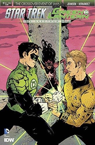 Star Trek Green Lantern #2 (Of 6) Reg (Star Trek Reg)