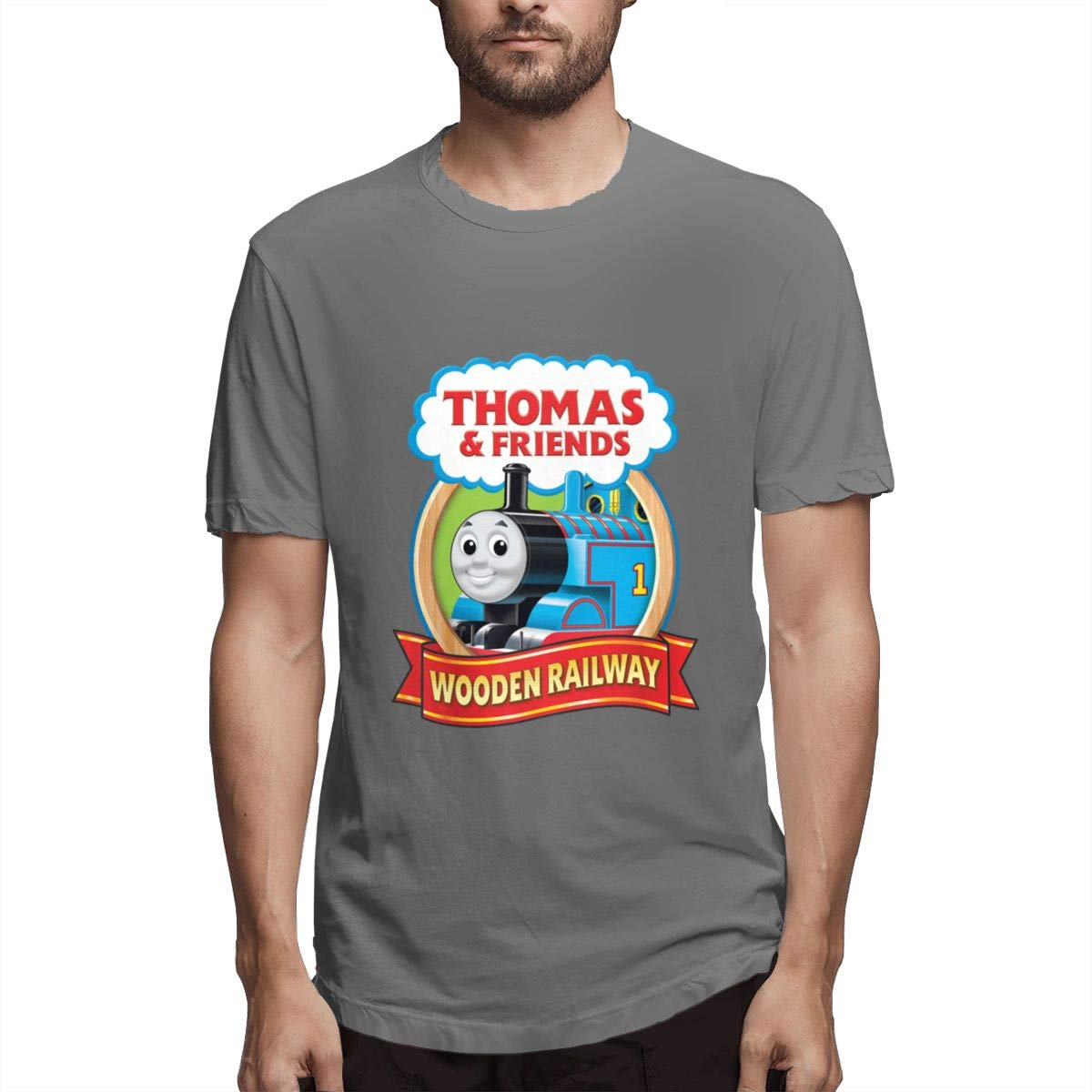 Seuriamin Thomas The Tank Engine Friends S Classic Walk Short Sleeve Shirts