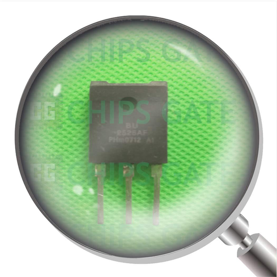 7Pcs BU2525AF Encapsulation:To-3P,Diffused Power Transistor