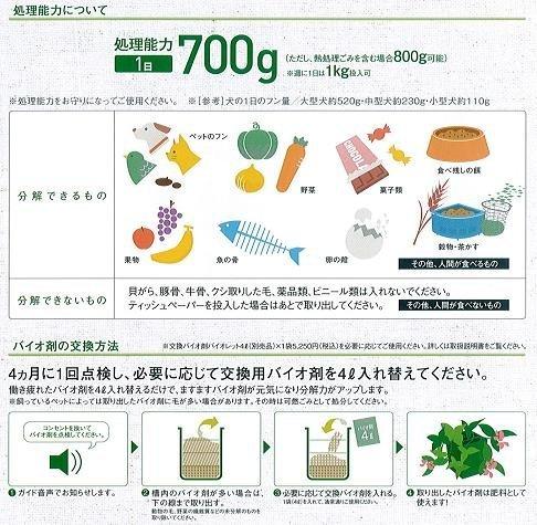 Amazon.co.jp: 東北環境 生ゴミ...