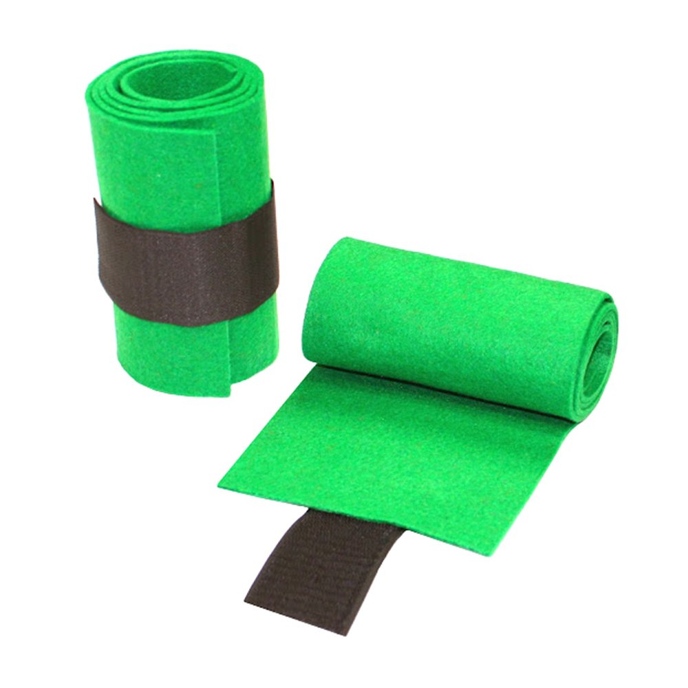 ALPIDEX alptree Kit de protección de slackline Unisex infantil, Verde ALQ2P|#ALPIDEX