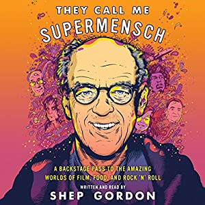 They Call Me Supermensch Audiobook