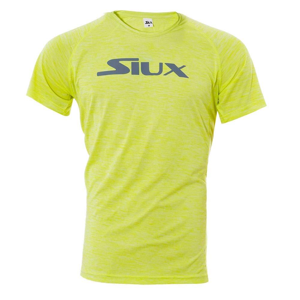 Siux Camiseta Special Amarillo Fluor: Amazon.es: Deportes y aire libre