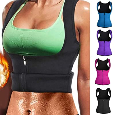 Women Fitness Corset Sport Body Shaper Vest Women Waist Trainer Workout Slimming Neoprene Sport Sweat Vest: Industrial & Scientific