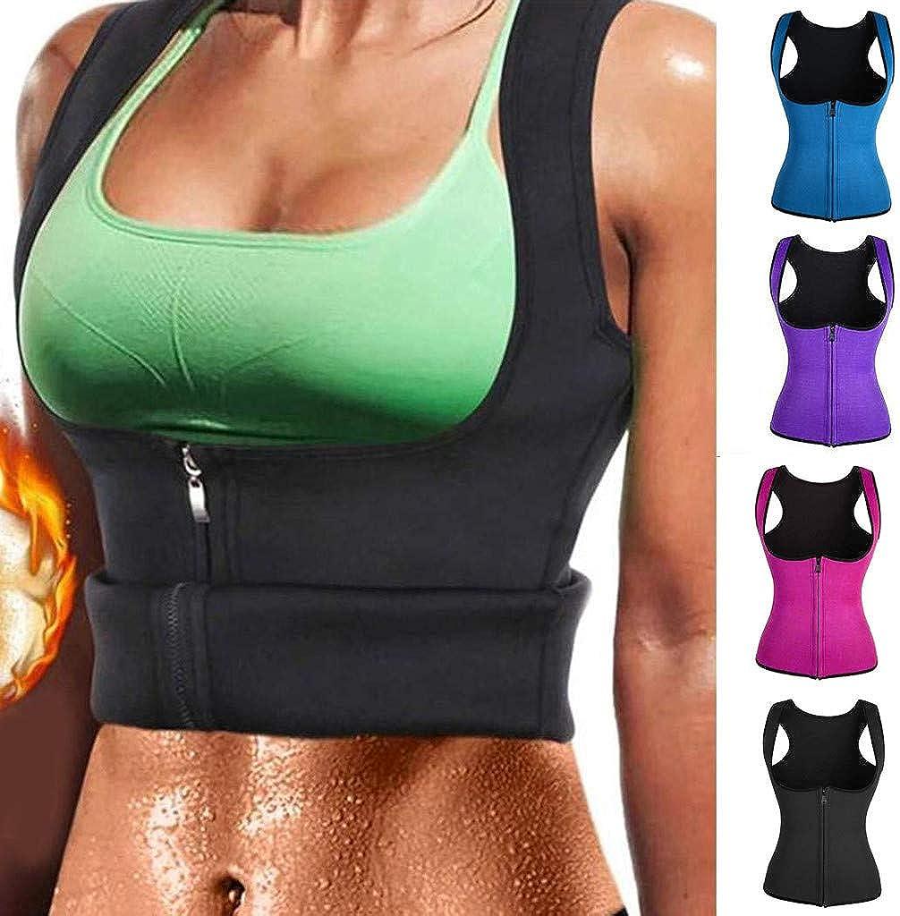FraftO Women Fitness Corset Sport Body Shaper Vest Women Waist Trainer Workout Slimming,Womens Exotic Bustiers /& Corsets