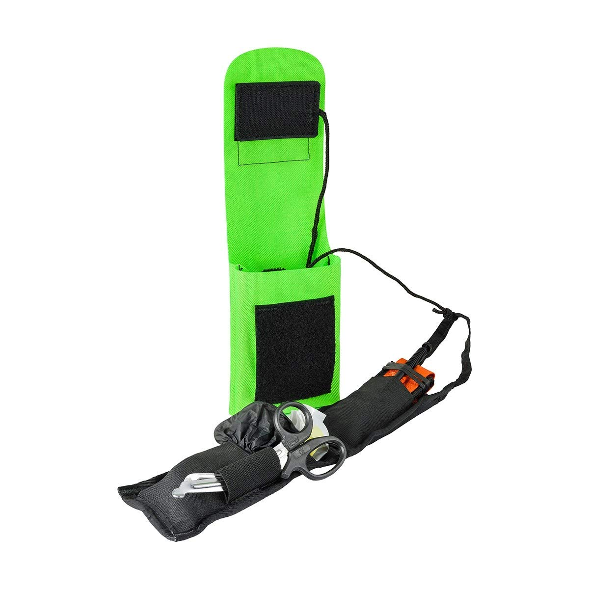SherrillTree Arborist Medical Kit - Basic Version - Neon Green