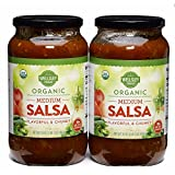 Wellsley Farms Organic Salsa, 2 pk./35 oz. (pack of 6)