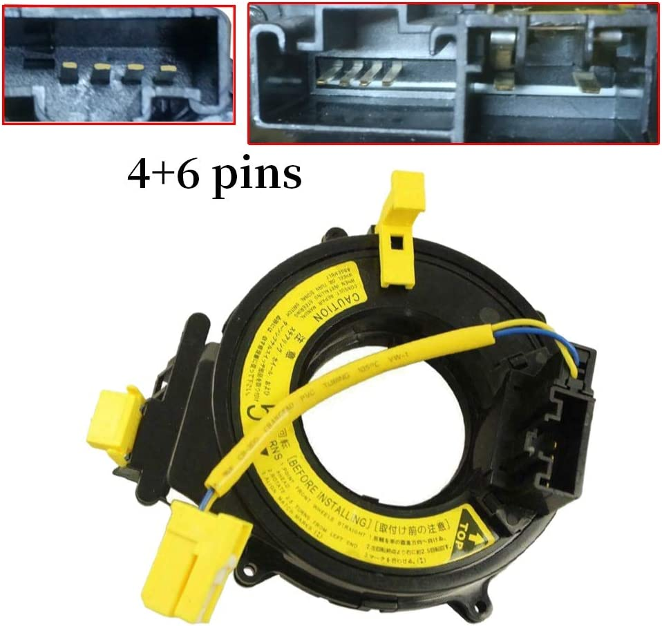 New Airbag Spiral Cable Clock Spring Fit Toyota Camry Corolla Tacoma 84306-0C010
