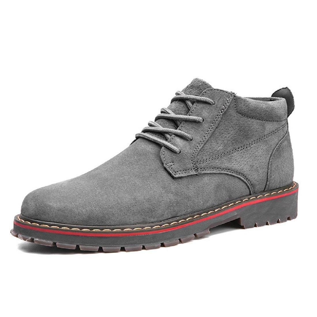 Herren Winter Mode Freizeit Martin Stiefel Draussen Werkzeugschuhe Lässige Schuhe Flache Schuhe Rutschfest Gemütlich EUR GRÖSSE 39-44