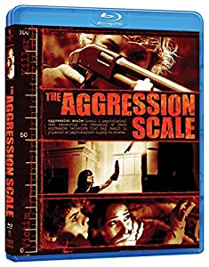 Cover Image for 'Aggression Scale, The'
