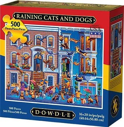 Amazon.com: Raining Gatos y Perros: Toys & Games