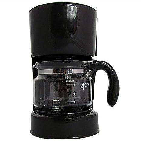 Máquina de café máquina de café espresso semi-automática americanos reloj de arena negros