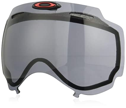 972327399a Oakley Airwave Mens Replacement Lens Snow Goggles Accessories - Dark  Grey One Size