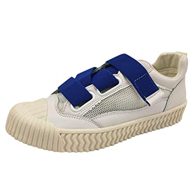 HCFKJ Turnschuhe M/änner Frauen Sommer Sandale Mesh Breathable Padded Beach Flip Flops Schuhe