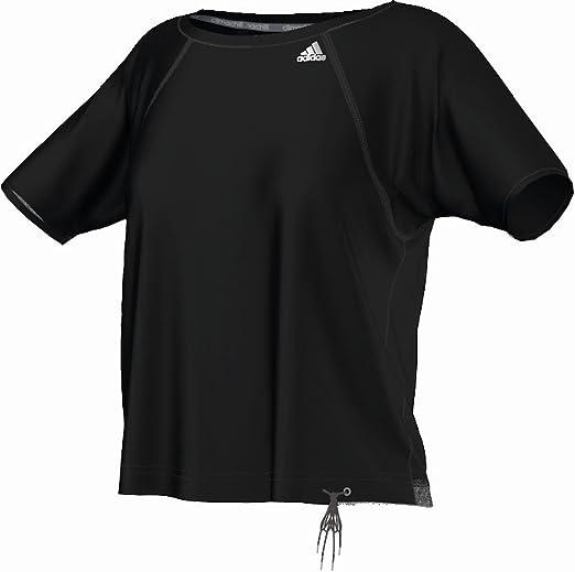 adidas Bekleidung Clima 365 Climachill W Shirt - Camiseta de Running para Mujer