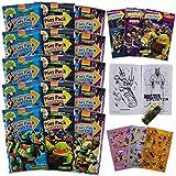 ninja turtles gifts - Set Of 15 Teenage Mutant Ninja Turtles Play Packs Fun Party Favors Coloring Book Crayons Stickers