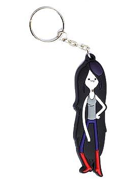 Hora De Aventuras Marceline El llavero Vampire Queen Goma ...