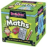 Green Board Games Jeu de mémoire et de maths - BrainBox Maths - Langue : anglais