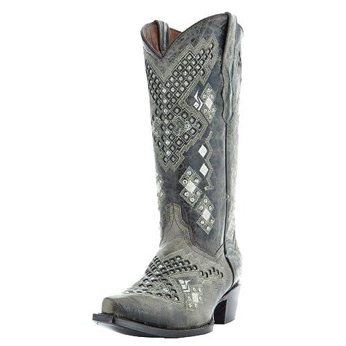 Wedding Cowgirl Boots: Amazon.com