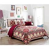 RT Designers Collection Serenity 5-Piece Comforter Set, Queen