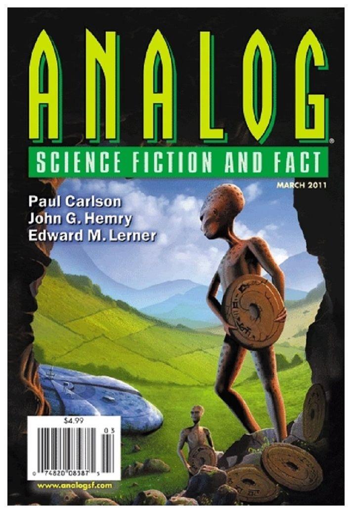 eFiction Magazine March 2011