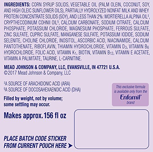 Image of the Enfamil PREMIUM Non-GMO Gentlease Infant Formula, Powder, 21.5 Ounce Reusable Tub